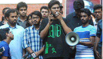 BUET protesters' decision this afternoon