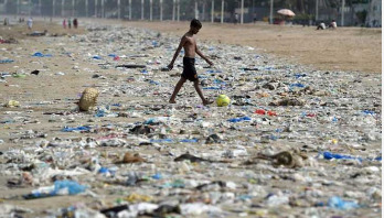 Plastic pollution is an Imminence for moms & babies