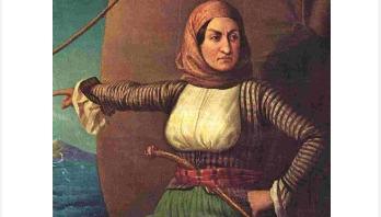 ইতিহাস সেরা দুই নারী জলদস্যু