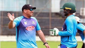 Bangladesh face Afghanistan this evening
