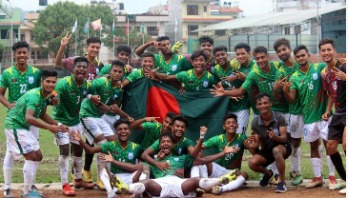 Bangladesh reach final beating Bhutan