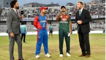 Afghanistan set 165-run target for Bangladesh