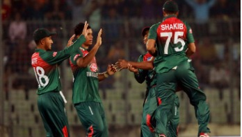 Zimbabwe set 145-run target for Bangladesh