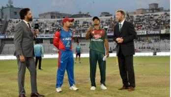 Bangladesh need 139 runs to beat Afghanistan