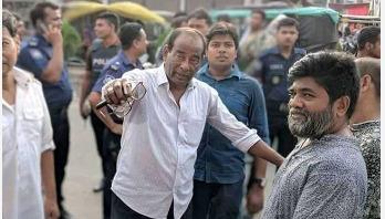Rangpur BNP president Mozaffar dies