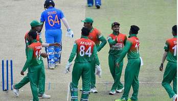 Junior Tigers restrict India to 106