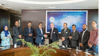 Violet Incorporation signs MoU with Radisson Blu Chattogram