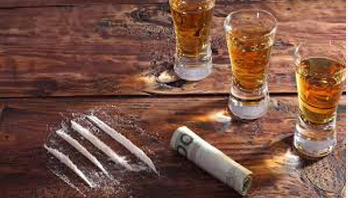 Cocaine and alcohol a 'deadly combination'
