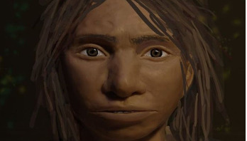 Face of long-lost human relative unveiled