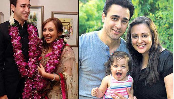 Imran Khan's wife Avantika Malik hinting at divorce
