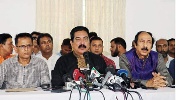 Quader to remain as JP chief, Raushan opposition leader