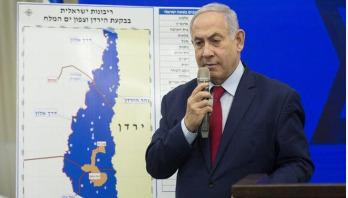 Arab world condemns Netanyahu's Jordan Valley annexation plan