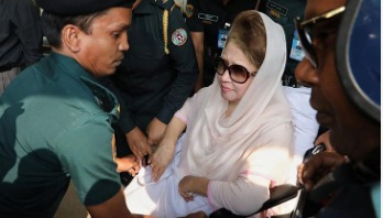 Khaleda willing to go abroad for treatment if she gets bail