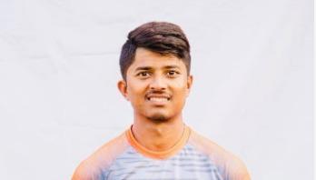 Mehedi in squad against India