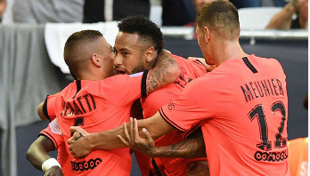 Mbappe returns to inspire Neymar, PSG to victory