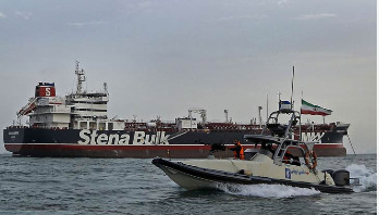Iran frees 7 sailors of detained British oil tanker