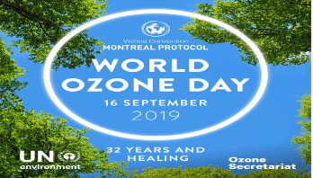 World Ozone Day today