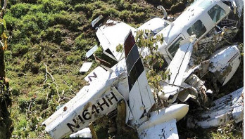 7 killed in Colombia plane crash