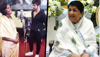 Lata Mangeshkar finally reacts to viral sensation Ranu Mondal