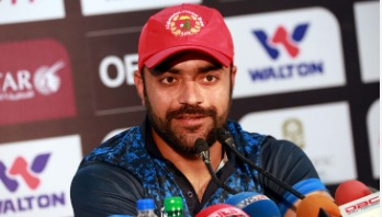 It will be great contest: Rashid Khan
