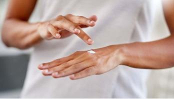 Avoid skin-lightening creams at all costs