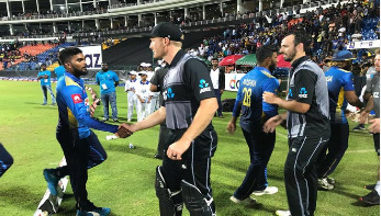 New Zealand beat Sri Lanka by 4 wickets