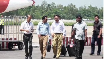 US-China delegation in Cox's Bazar to see Rohingya plight