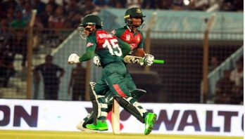 Bangladesh beat Afghanistan by 4 wickets