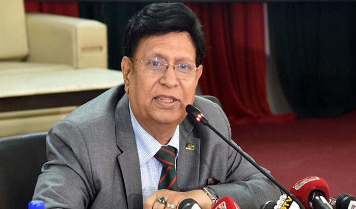 'জাতিসংঘ অধিবেশনে রোহিঙ্গা প্রত্যাবাসনের বিষয়টি তোলা হবে'