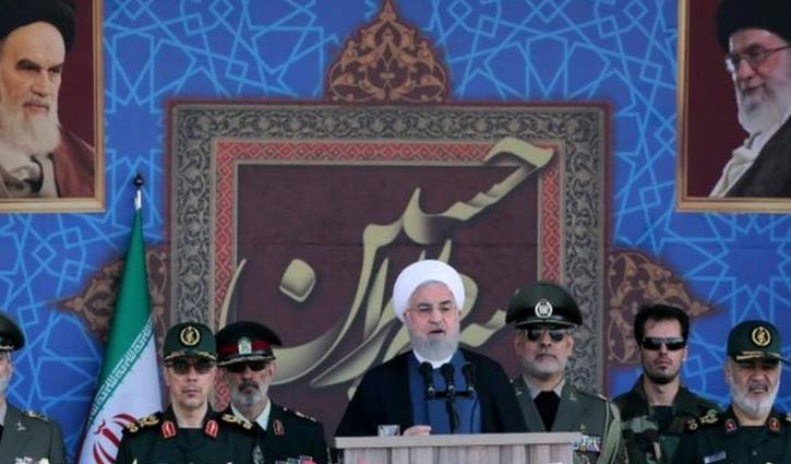 Iran warns foreign forces to stay out of Gulf