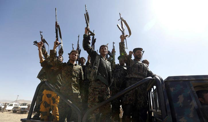 Houthis will stop all attacks on Saudi Arabia