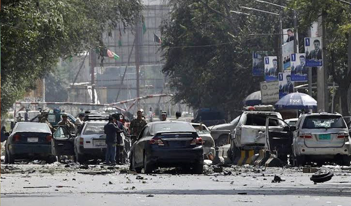 'More losses to US', says Taliban