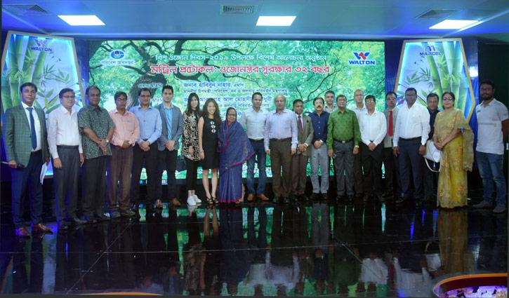 'বিশ্বের প্রথম এইচএফসি ফেজ আউট' প্রকল্প বাস্তবায়ন করছে বাংলাদেশ