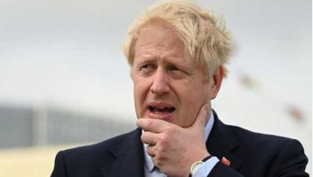 Johnson denies lying to Queen about suspension