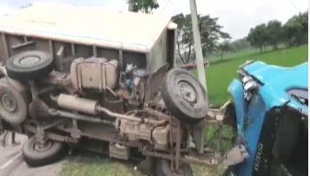 Upazila Juba Dal president killed in road accident