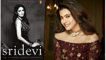Kajol pens foreword of book on Sridevi