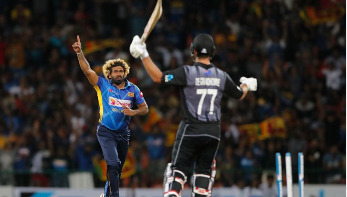 Malinga breaks Afridi's record of highest T20 wickets