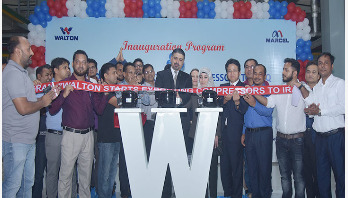 Walton starts business in Iraq through exporting compressors