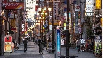 জাপানের ওসাকায় করোনায় নতুন আক্রান্ত নেই