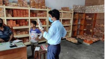 কেক তৈরিতে পঁচা ডিম, ১০ হাজার টাকা জরিমানা