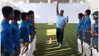 দিনাজপুর বিকেএসপি ক্রিকেটের অভয়ারণ্য