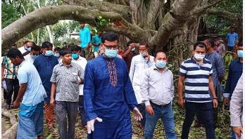 সীমাবদ্ধতার মধ্যেও করোনা সংক্রমণ নিয়ন্ত্রণে: নৌ প্রতিমন্ত্রী