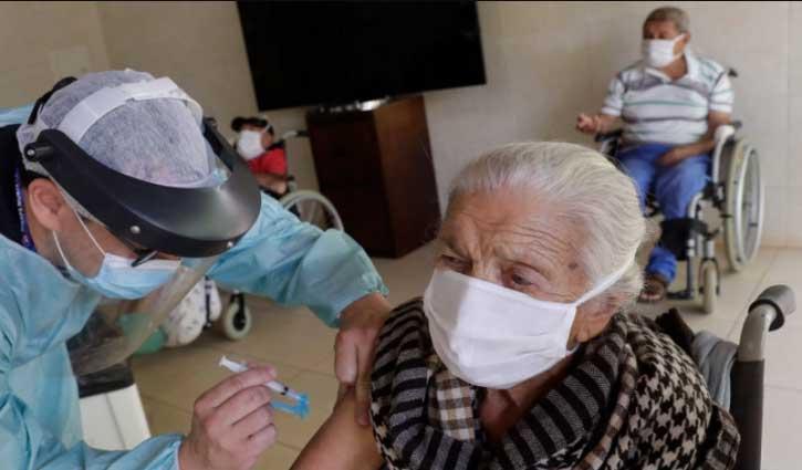 ব্রাজিলে ভারতের পাঠানো ২০ লাখ টিকার প্রয়োগ শুরু