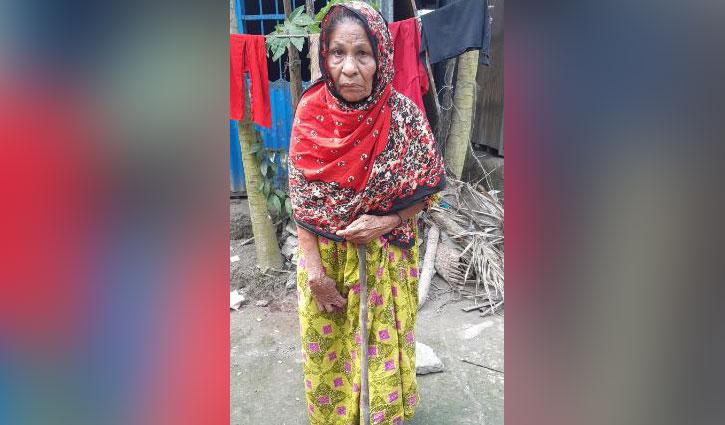 'স্বামী মরছে ৪০ বছর, এহনো কোনো ভাতা পাই না'