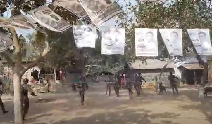 কালীগঞ্জে পৌর নির্বাচনে ২ কাউন্সিলর প্রার্থীর মধ্যে সংঘর্ষ
