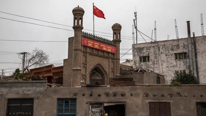 শিনজিয়াংয়ের কয়েক হাজার মসজিদ ধ্বংস করেছে চীন