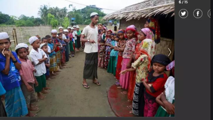 রোহিঙ্গাদের নিয়ে ভারতে গুজব ছড়ানোর চেষ্টা