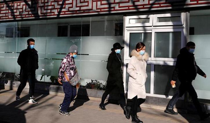 চীনে করোনার নতুন রূপের সংক্রমণ দ্বিগুণ বেড়েছে
