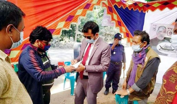 আচরণবিধি ভঙ্গ: কুমিল্লায় দুই প্রার্থীকে জরিমানা