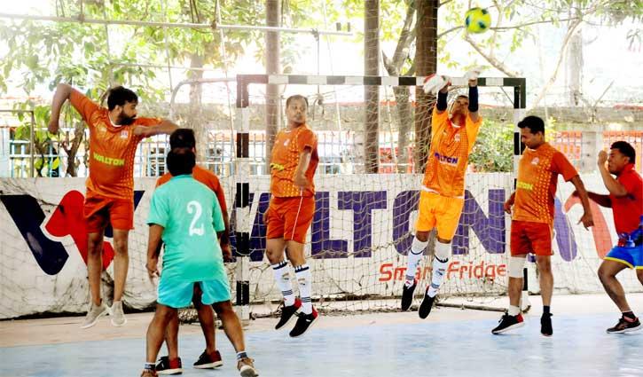 ওয়ালটন-ডিআরইউ মিডিয়া কাপ ফুটবলের তৃতীয় রাউন্ডে আরো ছয় দল